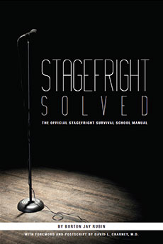 Stagefright Solved: The Official Stagefright Survival School Manual. book cover